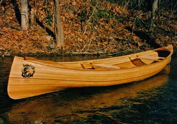 Laughing Loon Custom Canoes